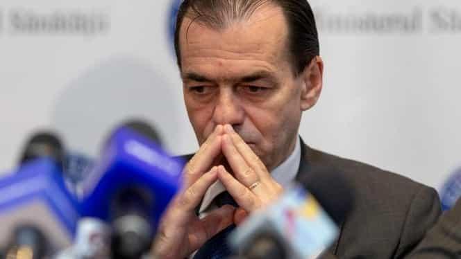 """Ludovic Orban vrea alegeri anticipate! """"Parlamentul parcă adoptă legi în ciuda Guvernului"""""""