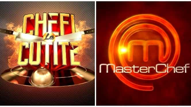 Când încep Chefi la cuțite și Master Chef. Câți bani oferă Antena 1 și Pro TV câștigătorilor