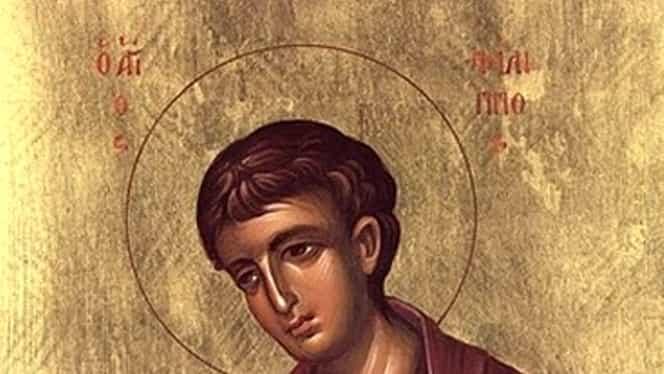 Calendar ortodox vineri, 11 octombrie. Este prăznuit Sfântul Apostol Filip. Lucrul pe care e bine să-l faci în această zi