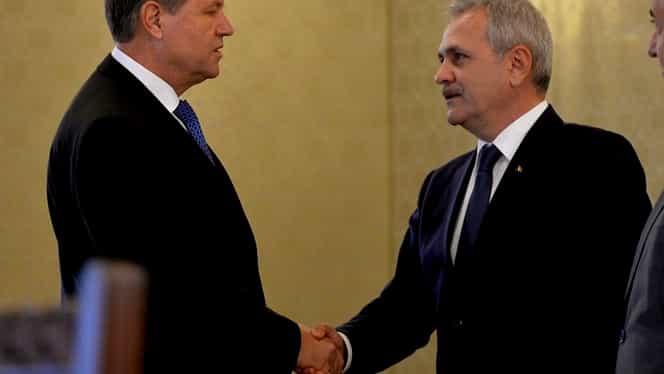 Lovitură grea dată de PSD lui Klaus Iohannis, fără acordul lui Dragnea!