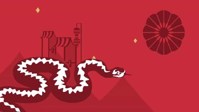 Zodiac chinezesc astăzi, 21 octombrie 2019. Șerpii au parte de obstacole din punct de vedere profesional