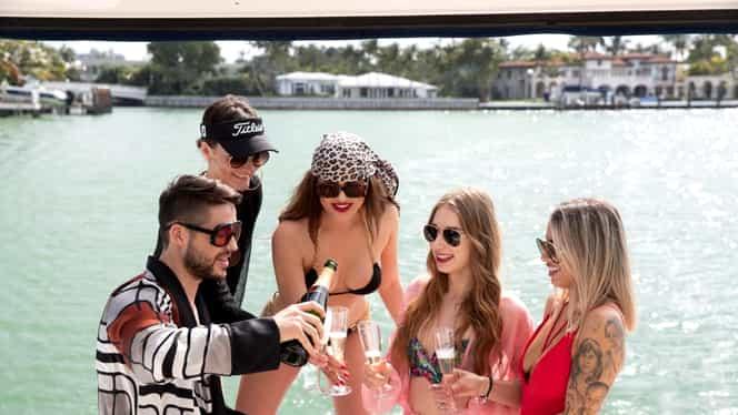 Jorge, fostul concurent Ferma, videoclip nebun! Îşi face de cap alături de patru modele