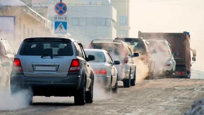 Restricţii pentru maşinile diesel, cerute de Comisia Europeană