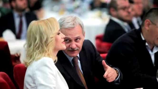 Liviu Dragnea a primit votul de încredere în CEx! S-a cerut excluderea Gabrielei Firea!