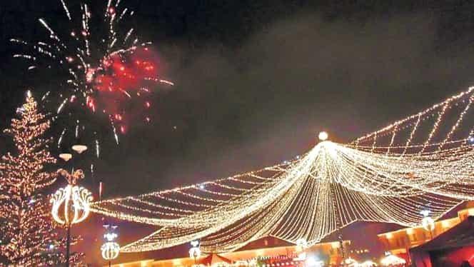 Petrecerile de Revelion în stradă. În ce oraşe din ţară se ţin petreceri în aer liber