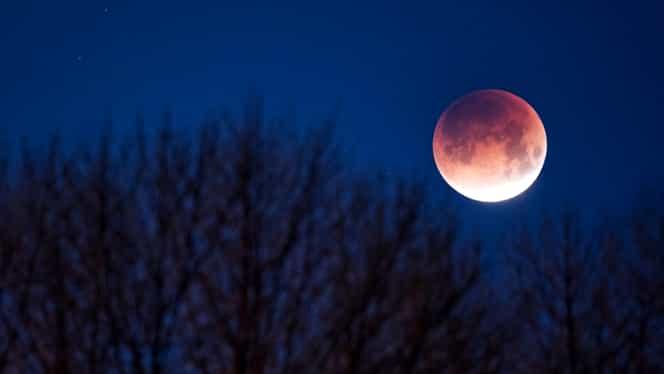 Eclipsă totală de lună, 20 -21 ianuarie 2019, LIVE: ce se întâmplă în timpul acestui fenomen
