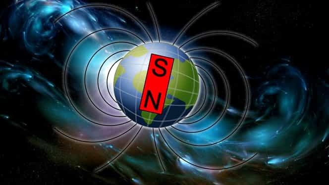 Avertisment înfiorător! Se inversează polii magnetici ai Pământului. Efectul poate fi devastator