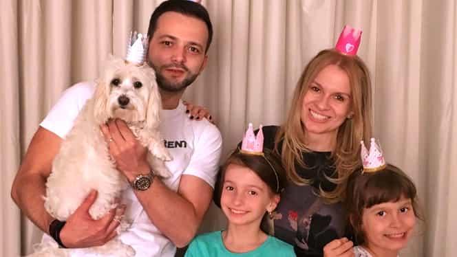 Mihai Morar și frumoasa lui familie! O veste mare i-a bucurat întreaga familie