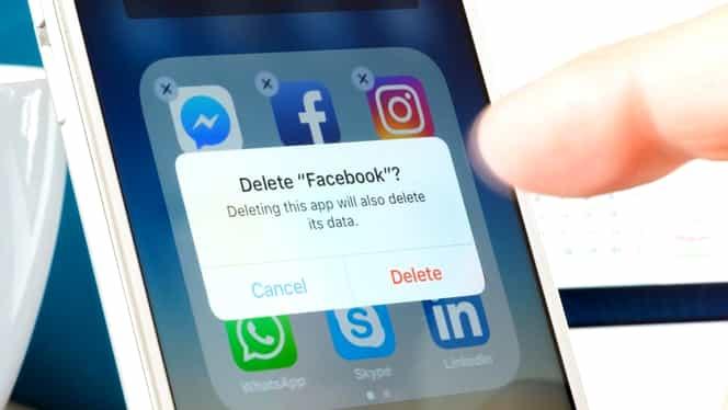 Șterge-ți contul de Facebook! Dacă părăsești rețeaua de socializare devii mai fericit