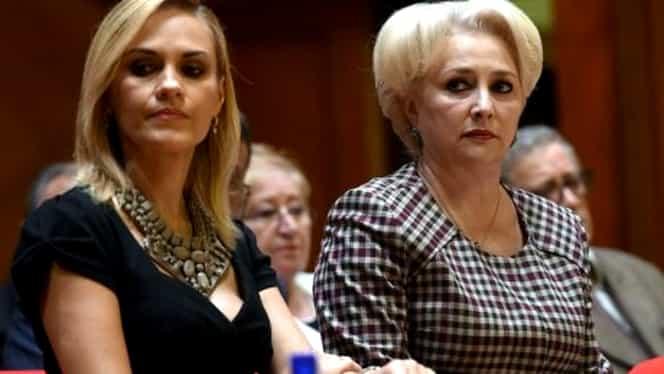 """Gabriela Firea iese la atac. Critici pentru Viorica Dăncilă: """"NU înţeleg de ce trebuie să tăcem cu toţii"""