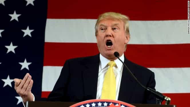 """Un SUPER STAR de la Hollywood, despre Donald Trump: """"Mi-ar plăcea să îi trag un pumn în faţă"""""""