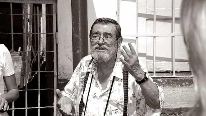 A murit Emil Mihăilescu, fost deținut politic din lotul Rugul Aprins! Mesajul lui Rareș Bogdan
