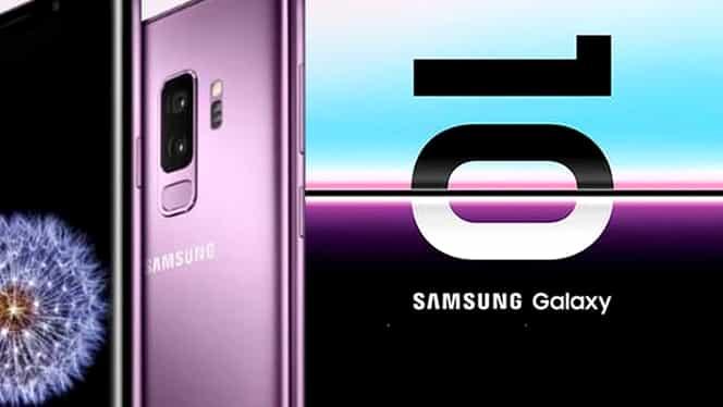 """A apărut prima imagine cu Samsung S10. Este """"killerul"""" de Iphone XS și arată senzațional. FOTO"""