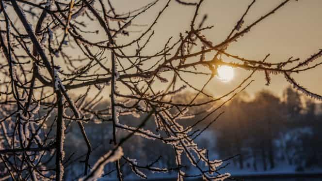 Prognoza meteo duminică, 2 decembrie 2018. Temperaturile cresc!