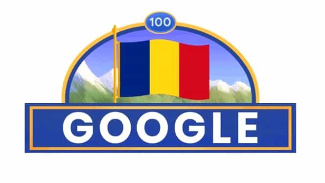 Ziua Națională a României, pe internet. Facebook și Google au făcut logo-uri festive