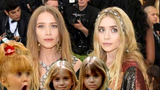 Mary Kate şi Ashley Olsen vor să reamintească oamenilor că sunt două persoane diferite