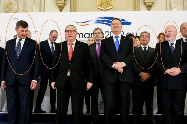 Cadoul făcut de premierul României, Viorica Dăncilă, oficialilor europeni. Sursa foto: stiripesurse