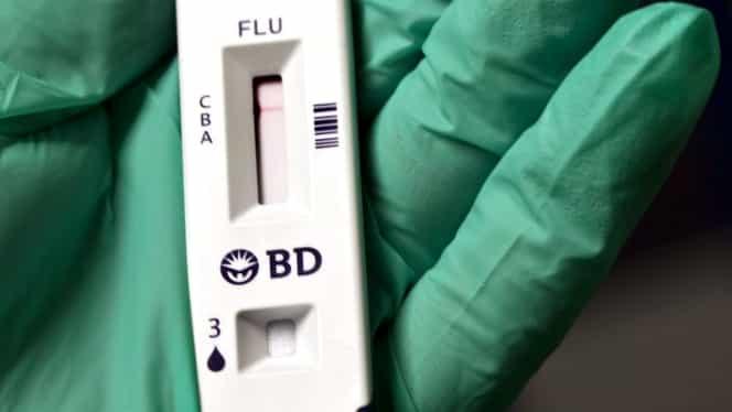 Epidemia de gripă din ianuarie 2019: unde poți face testul de gripă