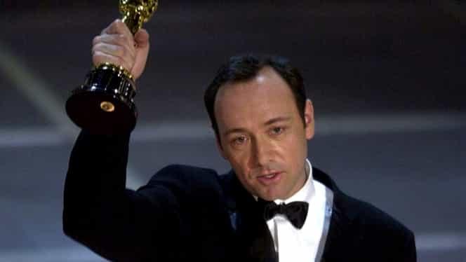 Curg acuzaţiile de hărţuire sexuală! Mai mulţi actori îl acuză pe starul Kevin Spacey
