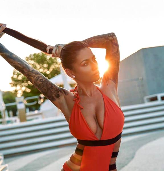 Roxana Vancea, pozele sexy care au încins internetul, vara aceasta! Credeați că le-ați văzut pe toate?