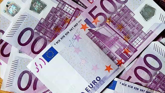 Leul se prăbuşeşte în faţa euro! BNR a cotat moneda europeană la 4,6551 lei