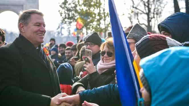Klaus Iohannis, o gură de aer proaspăt pentru PNL în București! Președintele a dublat scorul liberalilor în Capitală la alegerile prezidențiale