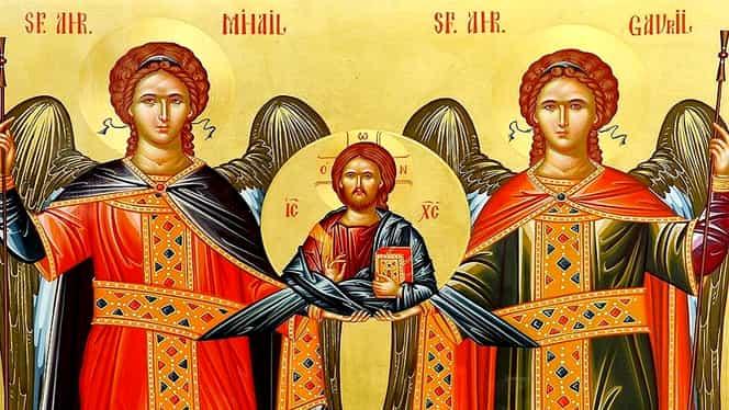 4 lucruri pe care nu trebuie să le faci sub nicio formă de Sfinții Mihail și Gavriil