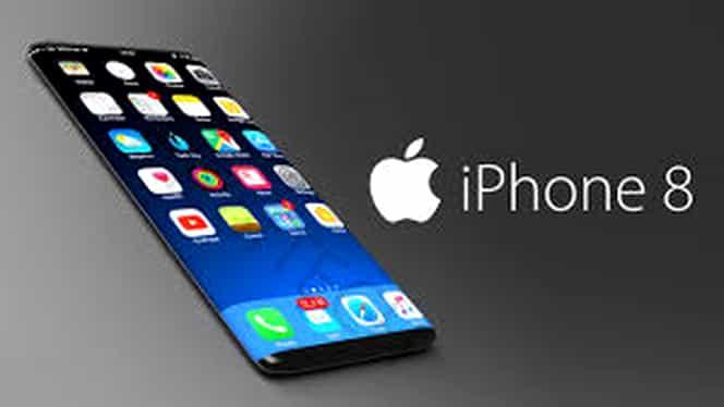 iPhone8 face istorie! Cum arată bijuteria celor de la Apple, care se încarcă wireless GALERIE FOTO