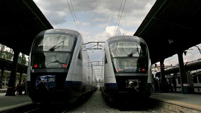 Grevă de amploare care afectează cursele CFR. 19 trenuri au fost anulate. Angajații SCRL spun că le-ar fi tăiate salariile