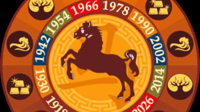 Horoscop chinezesc pentru joi, 17 octombrie 2019. Calul analizează la sânge totul înainte de a lua o decizie