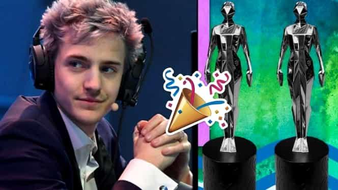 Ninja, cel mai celebru gamer din lume, încasează 500.000 de dolari pe lună jucând Fortnite