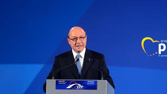 """Traian Băsescu spune că Unirea trebuie să fie un deziderat al României, dar s-a săturat de falșii unioniști: """"M-au luat de păcălici"""""""