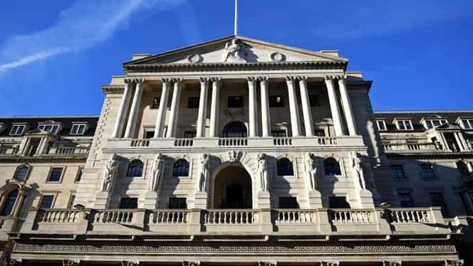 Cum arată banca din Londra unde România își ține aurul. Se deschide cu chei de 1 metru