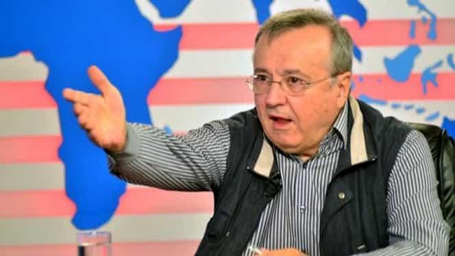 """Ion Cristoiu, declarație explozivă despre Carmen Iohannis: """"Nu am văzut așa ceva nici pe vremea lui Nicolae Ceaușescu"""""""
