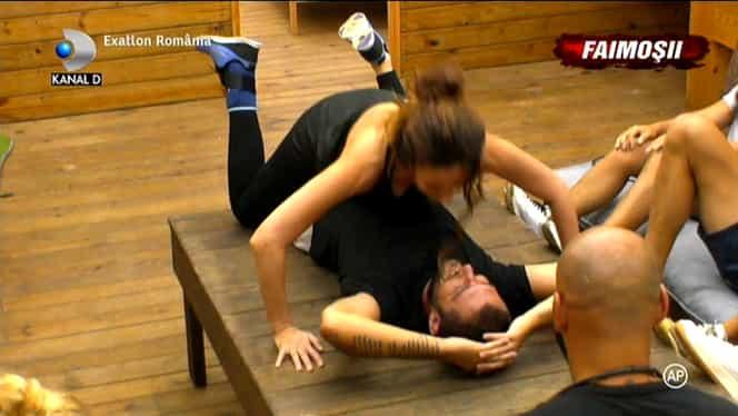 Claudia Pavel și Cătălin Cazacu se pare că au reluat relația de la Exatlon! Cum au fost surprinși!
