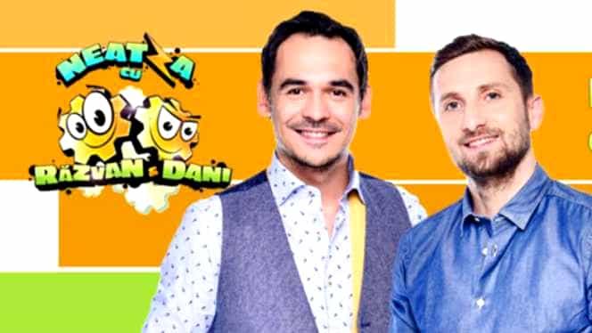 Antena 1, schimbări la Neatza cu Răzvan și Dani! Unde se mută emisiunea TV