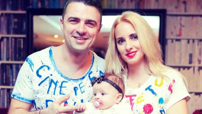 Soția lui Cornel Ilie este însărcinată. Când va naște