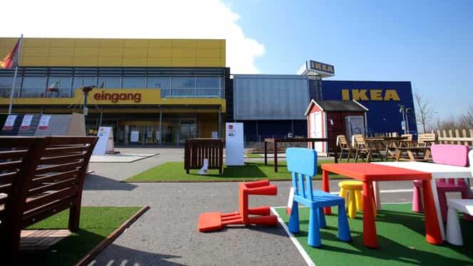 IKEA România se închide temporar din cauza coronavirusului. Cumpărăturile pot fi făcute doar online