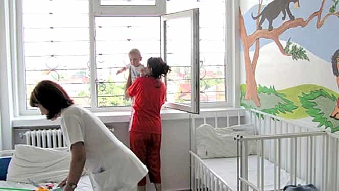 În urma unei campanii pe Facebook, Secția Pediatrie din Zalău este acum dotată așa cum se cuvine