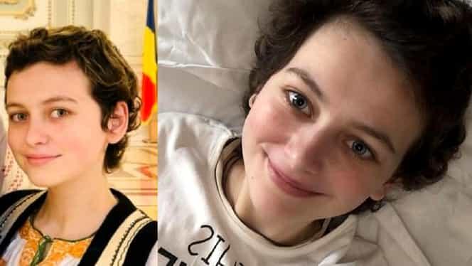 Fiica preotului Florin Stamate, Teodora, a murit la vârsta de 14 ani. Fata va fi înmormântată în straie populare