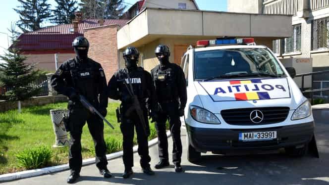 Doi criminali belgieni, prinși de polițiștii români. Erau urmăriți internațional
