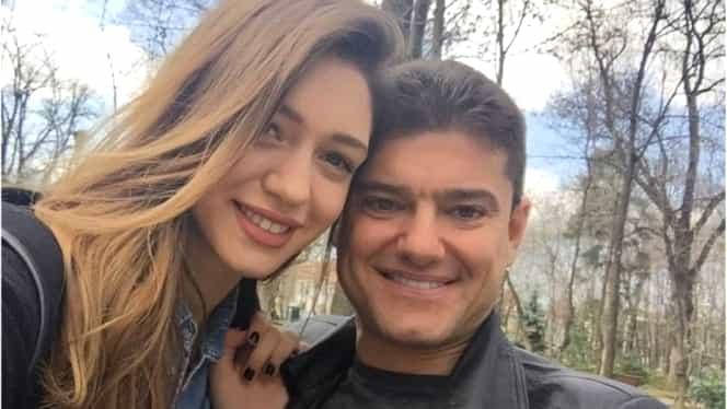 Cristi Boureanu, primul Paşte împreuna cu noua sa iubita!