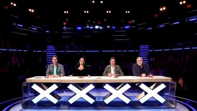 Românii au talent, sezonul 10, ediția 3. Momente spectaculoase la PRO TV. Florin Călinescu, probleme cu tensiunea – Video Update