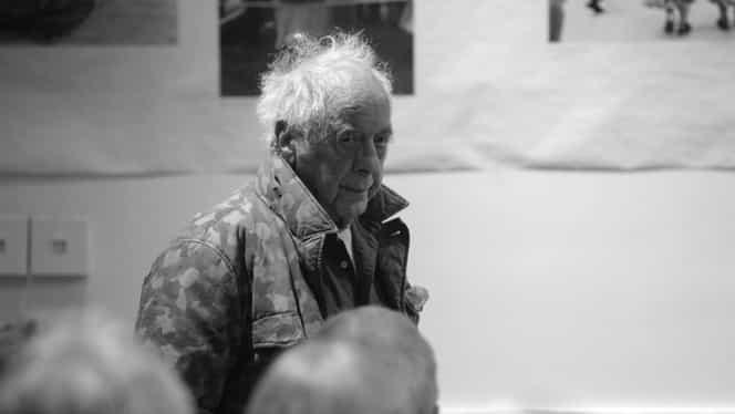 Robert Frank a murit. Era considerat unul dintre cei mai mari fotografi