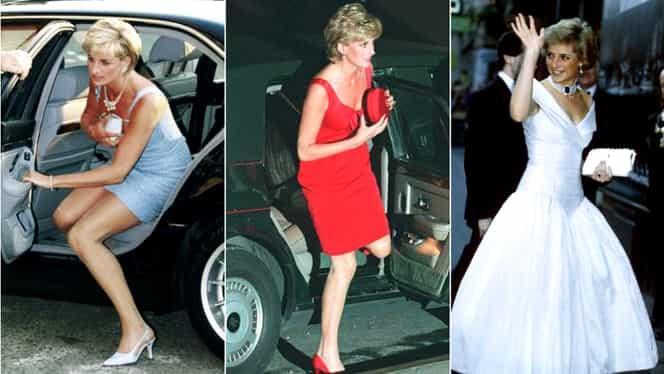 Cu cine se vedea pe ascuns Prinţesa Diana. Iubitul secret era adus ghemuit în maşină