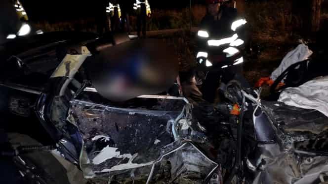 Încă un accident grav în România: Cinci persoane au fost rănite