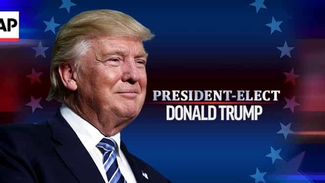 Americanii au votat! Donald Trump a fost ales noul preşedinte al SUA!