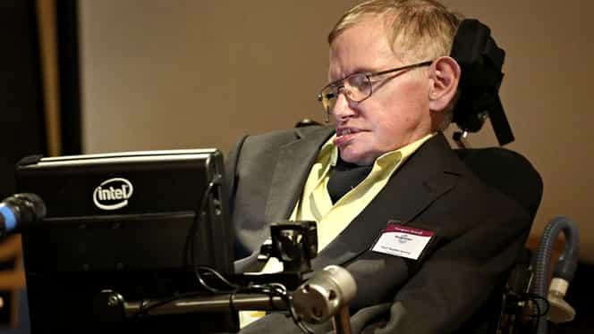 """Stephen Hawking: """"Trei ameninţări care ar putea distruge specia umană"""""""