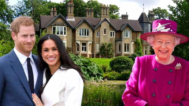 Cadoul primit de prințul Harry și Meghan Markle de la Regina Marii Britanii! Acum s-a aflat!