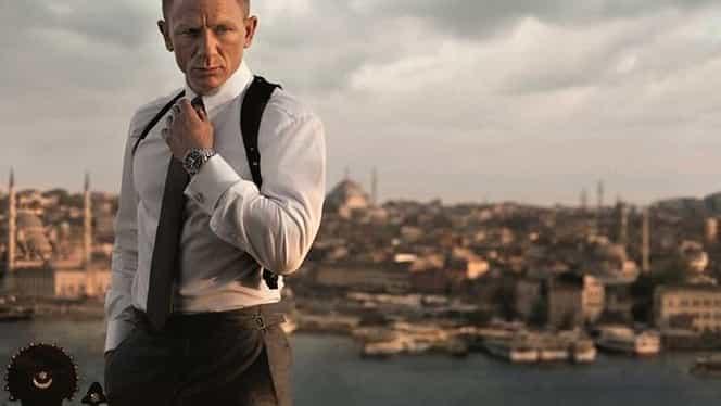 Noul film JAMES BOND se amînă. Care este motivul?